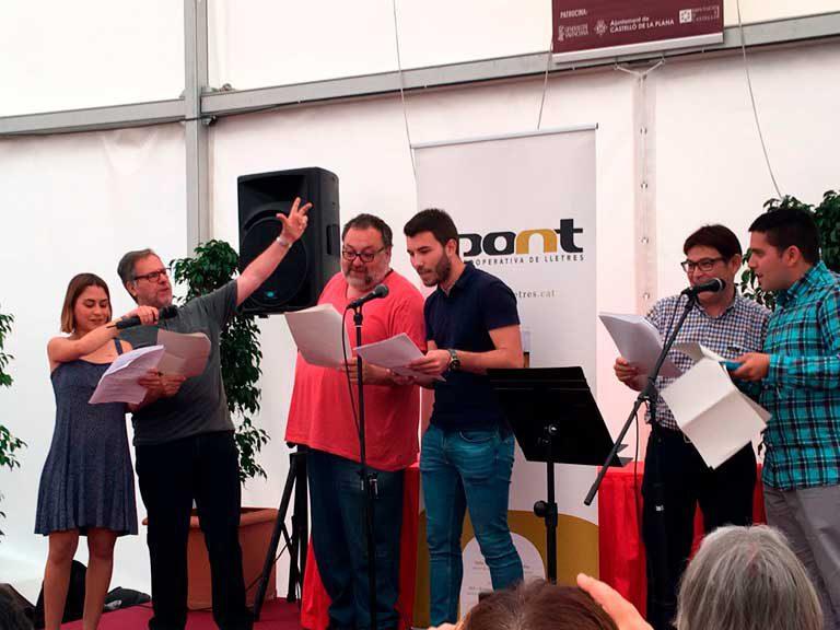 Fira Llibre Castelló 2017