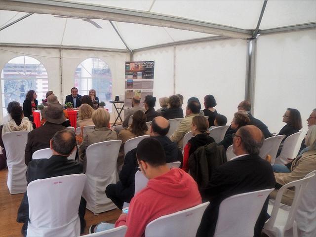 Participació Fira Llibre Castelló