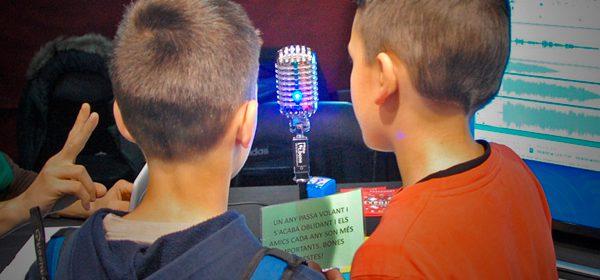 Taller «El so de la nostra veu»