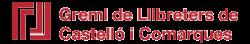Logo Gremi de Llibreters de Castello i Comarques